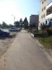 Cтроительство тротуара ул. Школьная